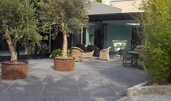 Nord espaces verts paysagiste pour am nagement de terrasse lille - Terrasse et jardin bordeaux roubaix ...